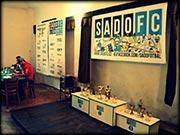 Report z turnaje ve stolním fotbálku na Žabárně