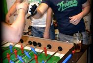 Fotoreport: SadoFC turnaj ve stolním fotbálku - Eden Litomyšl