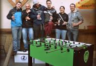 Výherci Sado FC ligy dvojic 2014/15