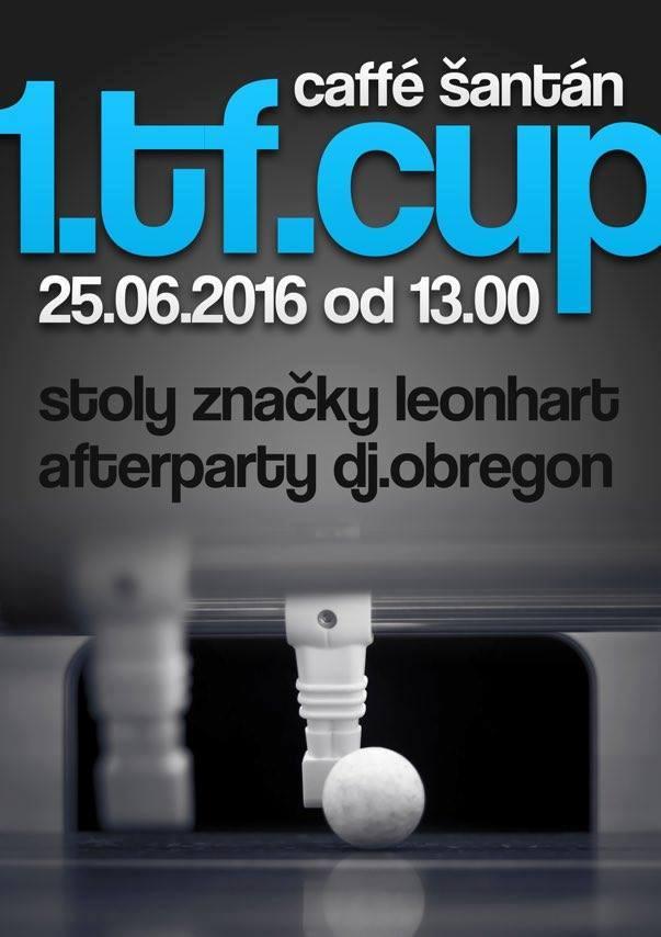 Šantán TF CUP 2016 - Choceň