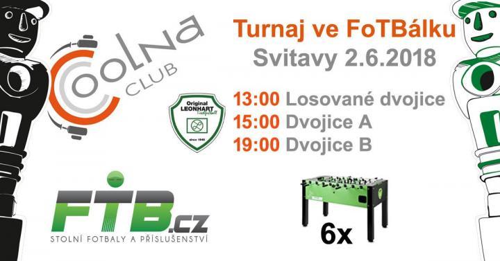 Fotbálkový turnaj - Coolna Club
