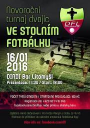 Novoroční turnaj dvojic - Dindi Bar Litomyšl