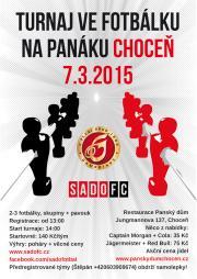 Sado FC turnaj dvojic na Panáku - Choceň