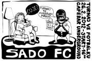 SadoFC turnaj ve stolním fotbálku No. 5