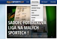 MaleSporty.cz a SadoFC