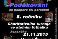 Děkovačka, Lokalita: Horní Čermná, Datum: 21.11.2015