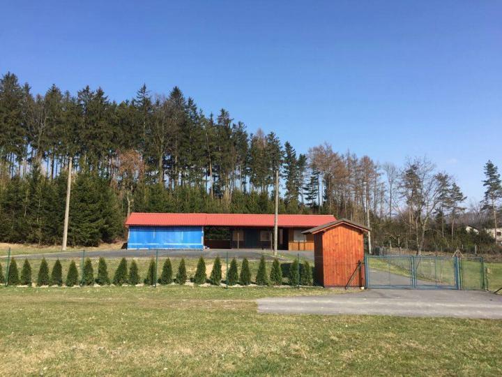 1. Open Air Foosball Tournament - Chotěnov