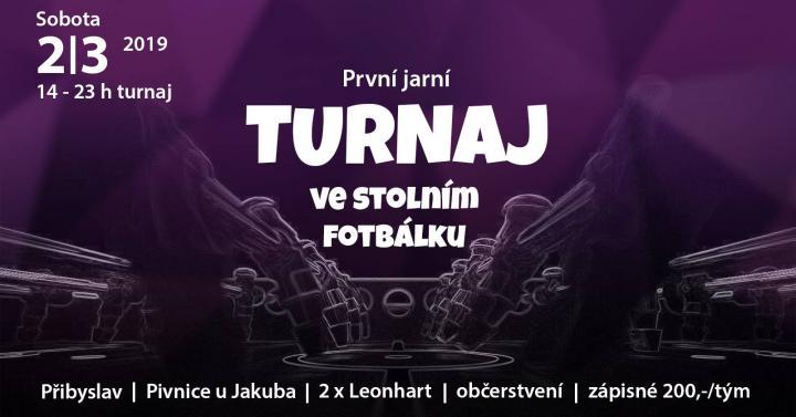 Jarní turnaj v Přibyslavi