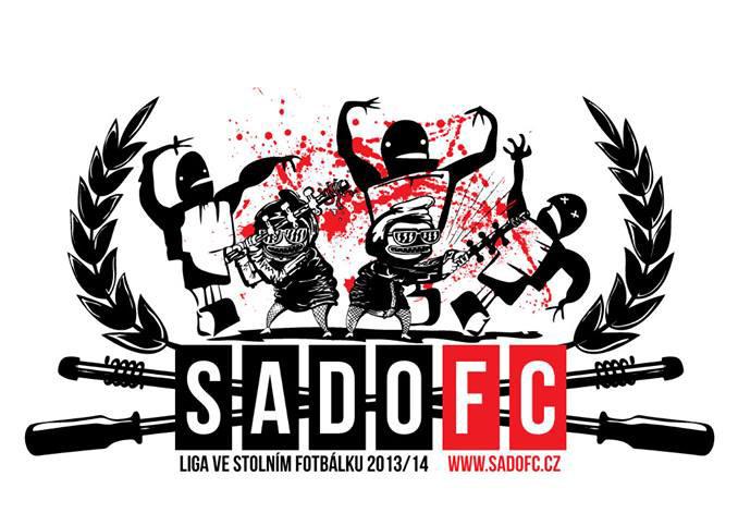 Turnaj ve stolním fotbálku + Finále SadoFC ligy