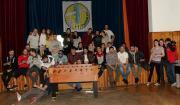 10. ročník Charitativního turnaje ve stolním fotbálku - Horní Čermná