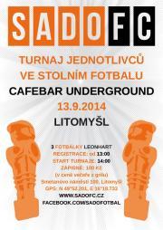SadoFC turnaj v jedničkách - Litomyšl